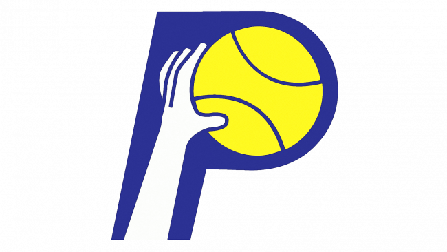Indiana Pacers Logotipo 1967-1976