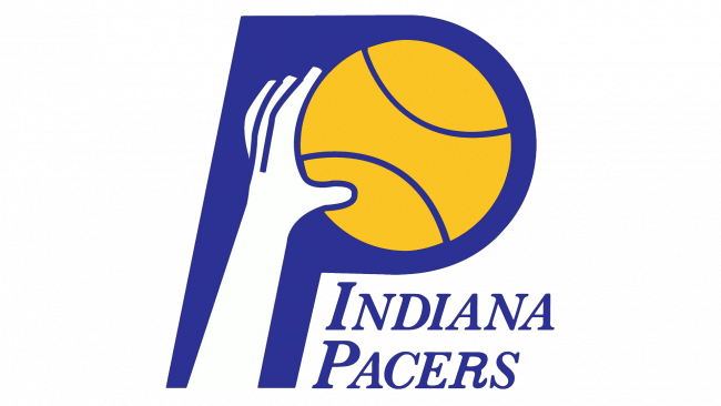 Indiana Pacers Logotipo 1976-1990