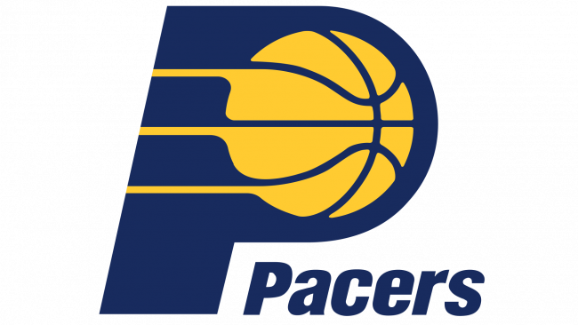 Indiana Pacers Logotipo 1990-2005