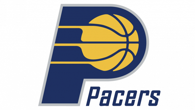 Indiana Pacers Logotipo 2005-2017