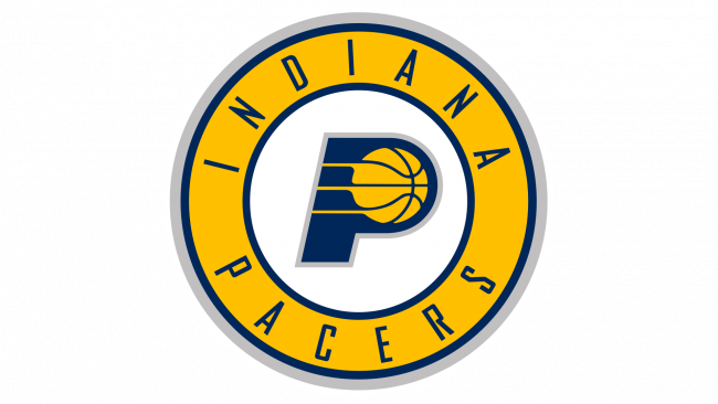 Indiana Pacers Logotipo 2017-Presente