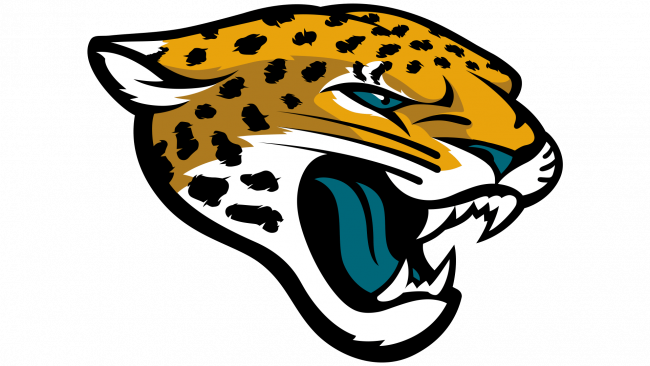 Jacksonville Jaguars Logotipo 2013-presente