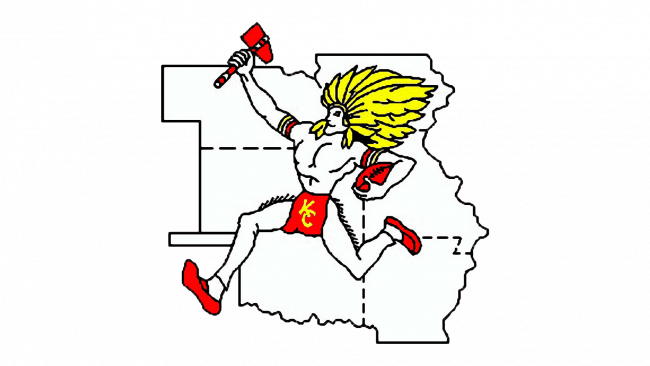 Kansas City Chiefs Logotipo 1963-1971