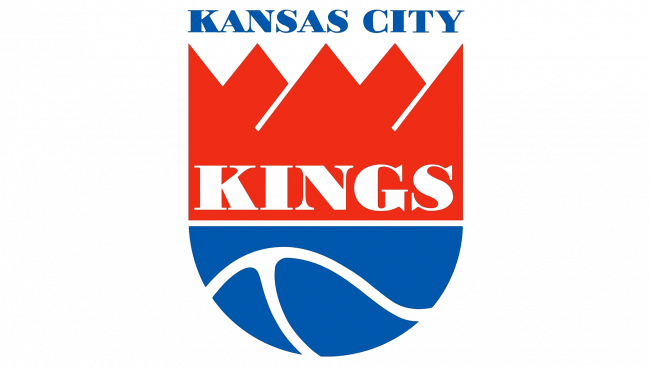 Kansas City Kings Logotipo 1976-1985