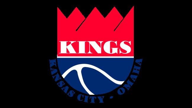 Kansas City Omaha Kings Logotipo 1973-1975