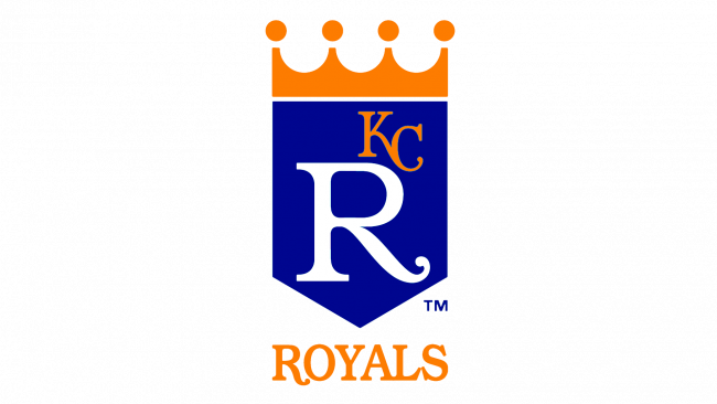 Kansas City Royals Logotipo 1969-1978