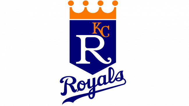 Kansas City Royals Logotipo 1979-1985