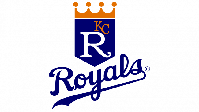 Kansas City Royals Logotipo 1986-1992