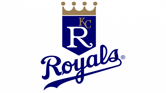 Kansas City Royals Logotipo 1993-2001