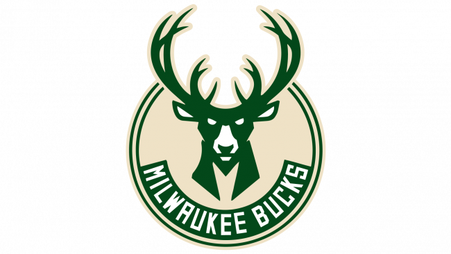 Logotipo Milwaukee Bucks Logotipo 2015-Presente