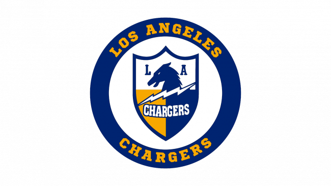 Los Angeles Chargers Logotipo 1960