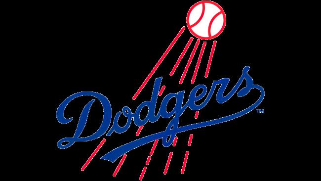 Los Angeles Dodgers Logotipo 1958-1967