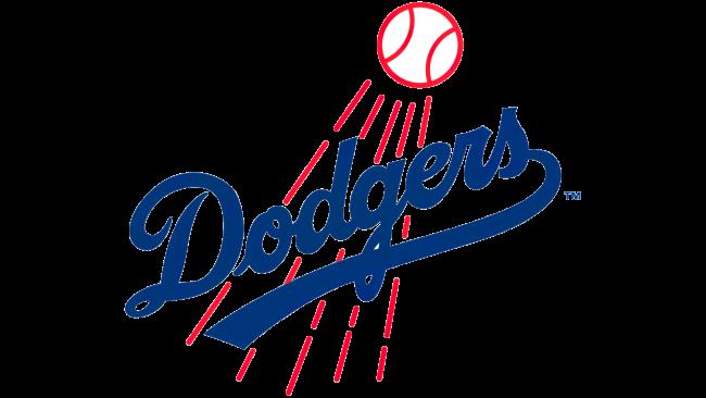 Los Angeles Dodgers Logotipo 1972-1978
