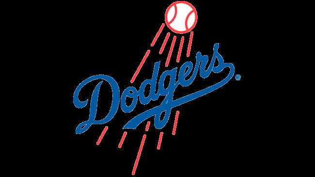 Los Angeles Dodgers Logotipo 2012-Presente
