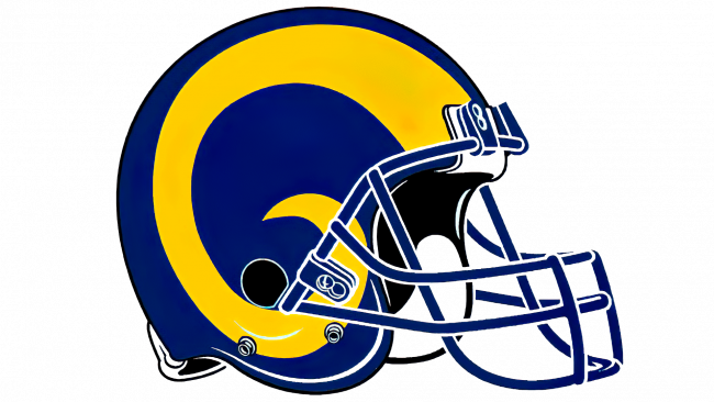 Los Angeles Rams Logotipo 1989-1994