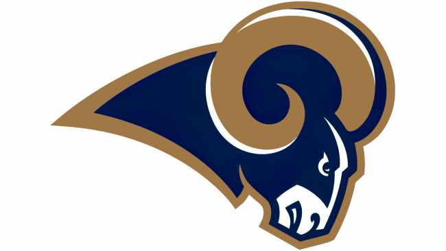 Los Angeles Rams Logotipo 2016