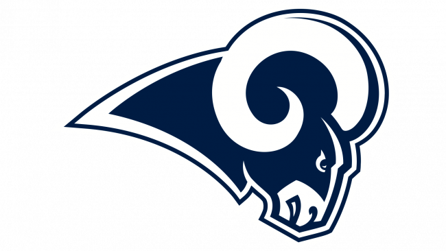 Los Angeles Rams Logotipo 2017-2019
