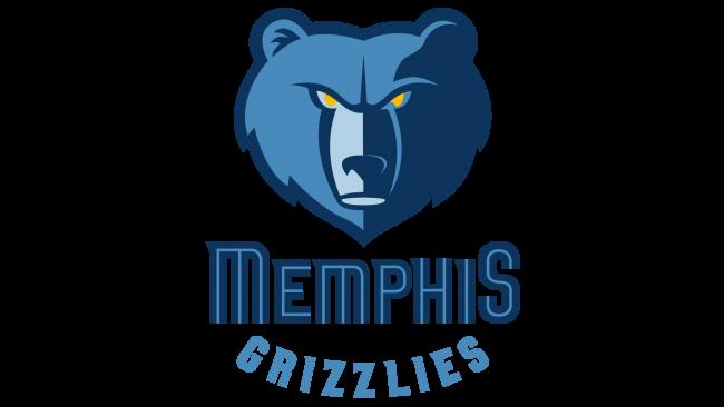 Memphis Grizzlies Logotipo 2005-2018