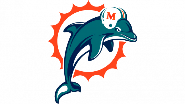 Miami Dolphins Logotipo 1997-2012
