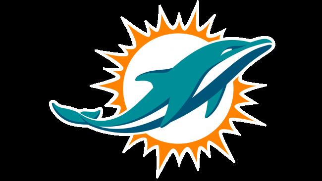 Miami Dolphins Logotipo 2013-2017