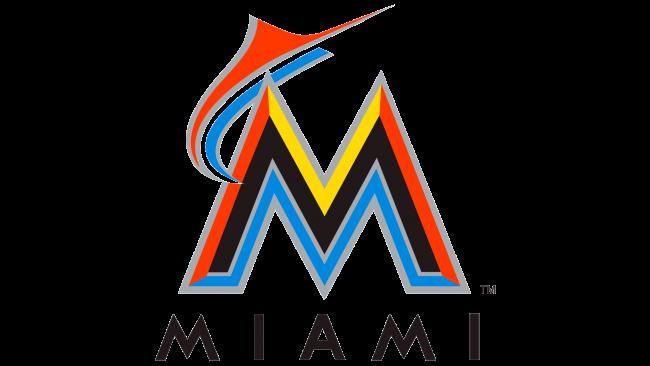 Miami Marlins Logotipo 2012-2016