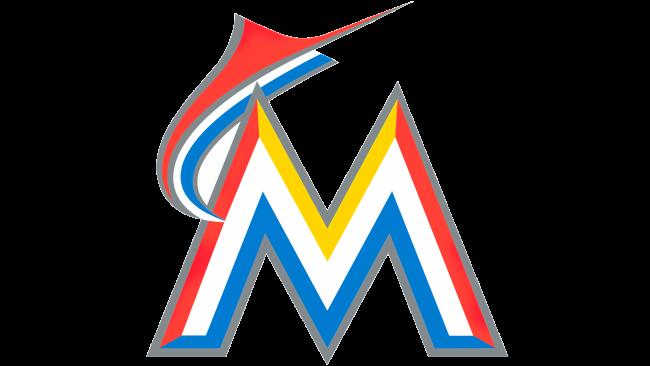 Miami Marlins Logotipo 2017-2018