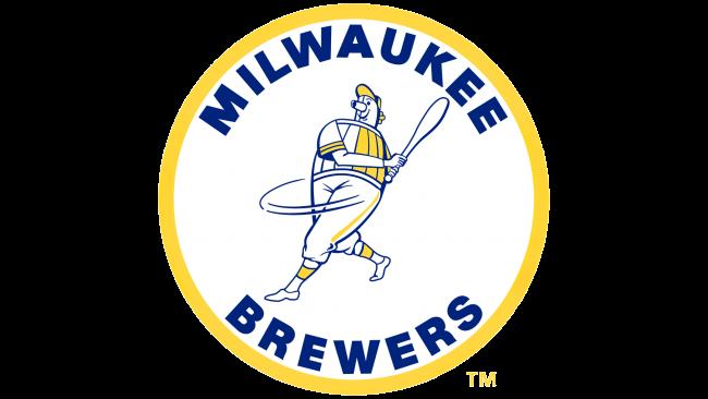 Milwaukee Brewers Logotipo 1970-1977