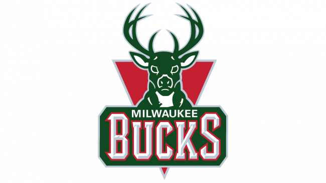 Milwaukee Bucks Logotipo 2007-2014