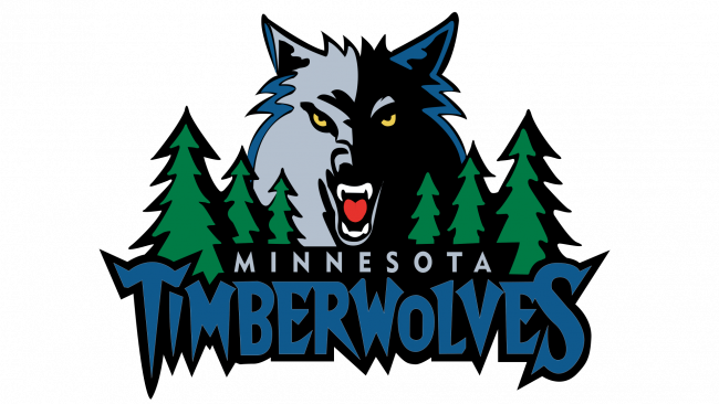 Minnesota Timberwolves Logotipo 1997-2008