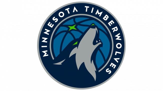 Minnesota Timberwolves Logotipo 2017-Presente