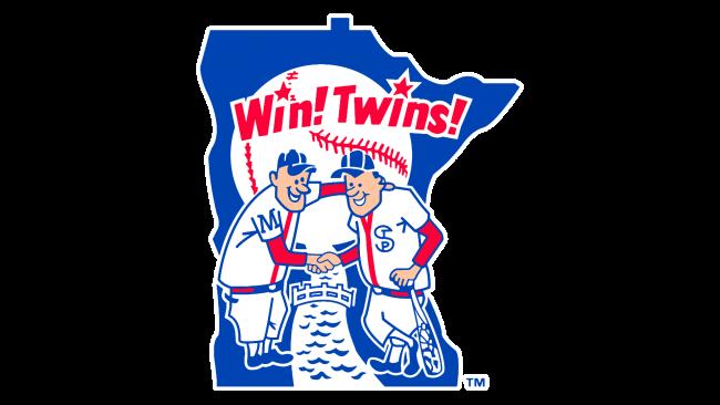 Minnesota Twins Logotipo 1976-1986