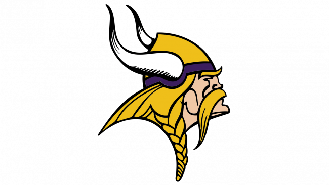 Minnesota Vikings Logotipo 1966-2012