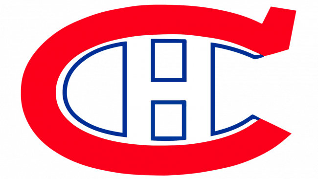 Montreal Canadiens Logotipo 1918-1919