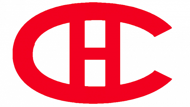 Montreal Canadiens Logotipo 1920-1921