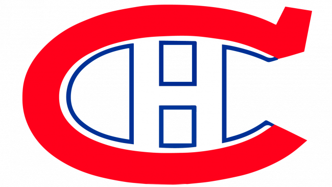 Montreal Canadiens Logotipo 1923-1925