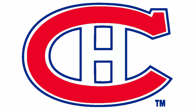 Montreal Canadiens Logotipo 1926-1932