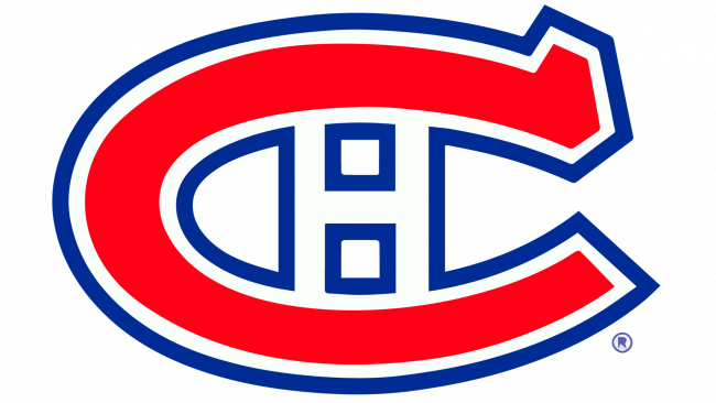 Montreal Canadiens Logotipo 1933-1947