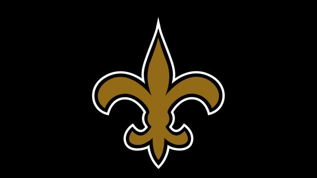 New Orleans Saints Logotipo 2000-2001