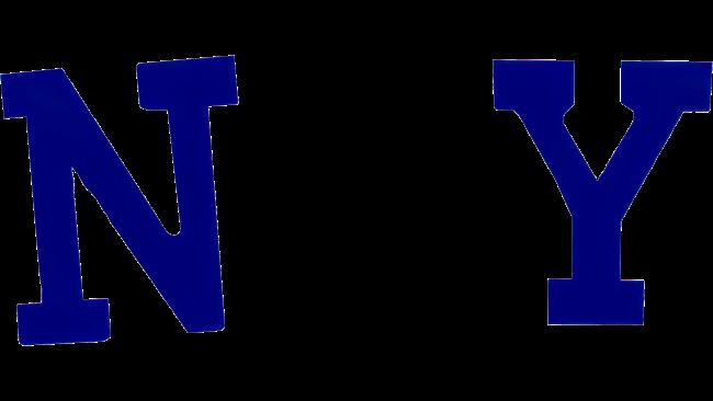 New York Giants Logotipo 1900-1907