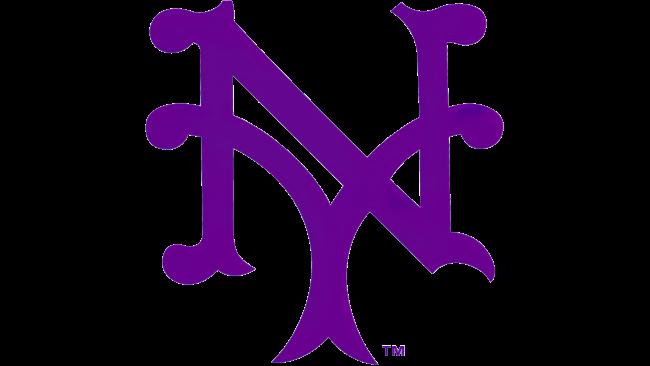 New York Giants Logotipo 1913-1914