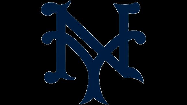 New York Giants Logotipo 1918-1922