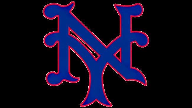New York Giants Logotipo 1940-1946