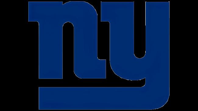 New York Giants Logotipo 1961-1974