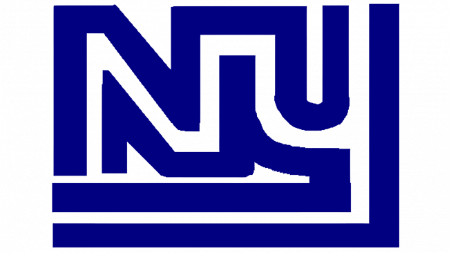 New York Giants Logotipo 1975