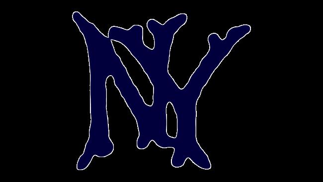 New York Highlanders Logotipo 1905