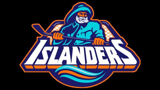 New York Islanders Logotipo 1995-1997