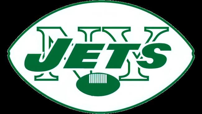 New York Jets Logotipo 1964-1966