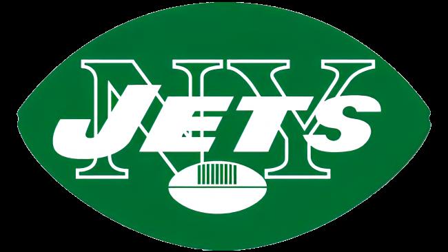 New York Jets Logotipo 1967-1969