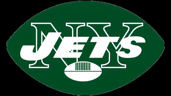 New York Jets Logotipo 1970-1977