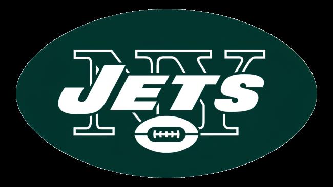 New York Jets Logotipo 1998-2018